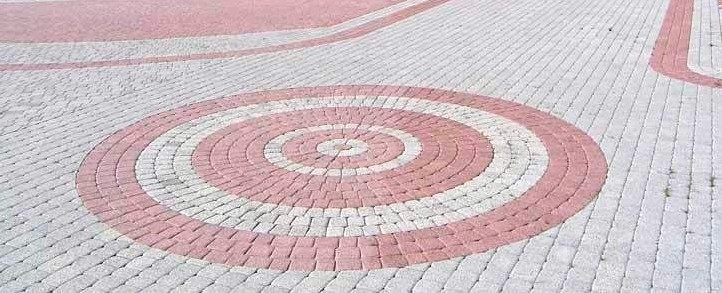 paving block design