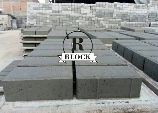 Paving Block Model Bata