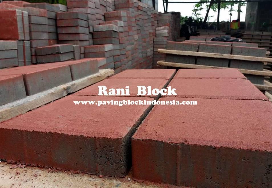 Paving Block Produksi Rani Block