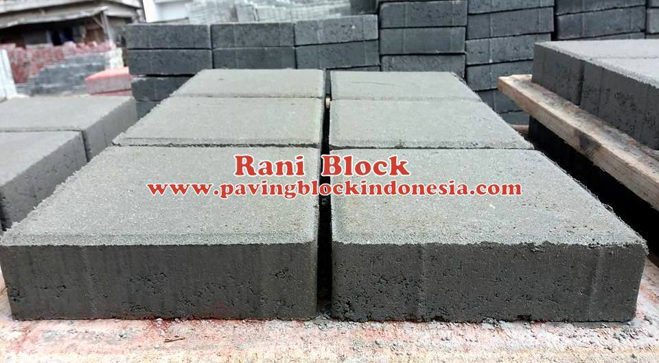 Paving Block Model Ubin