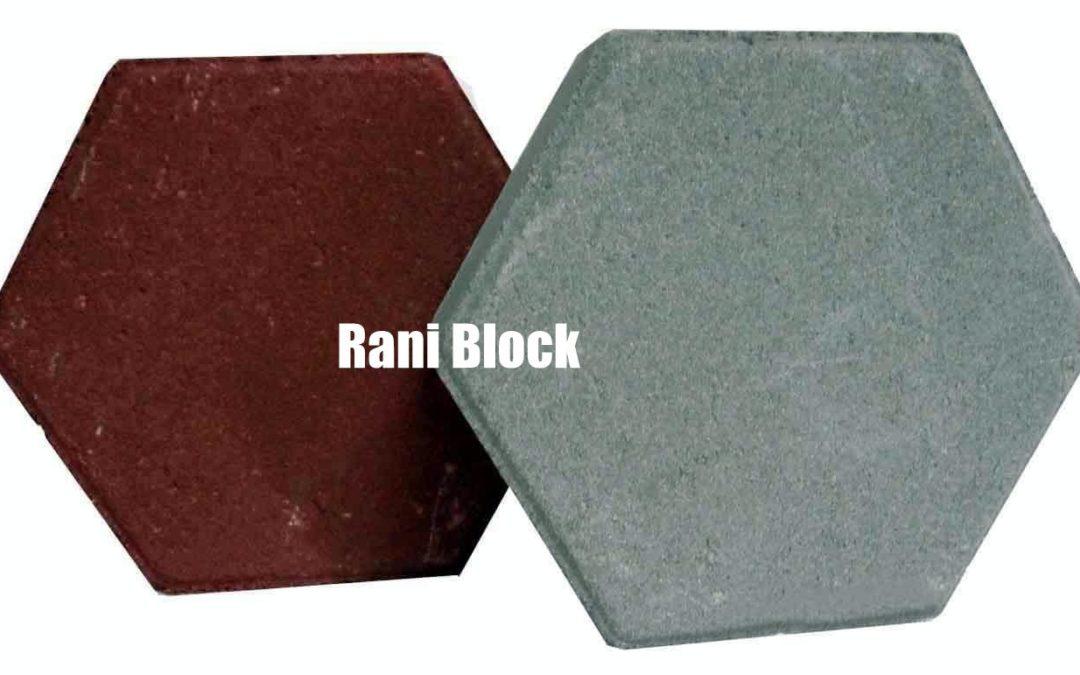 Paving Block Hexagon