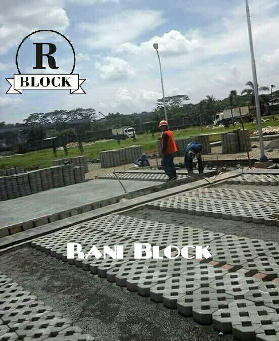 Grass Block Berkualitas