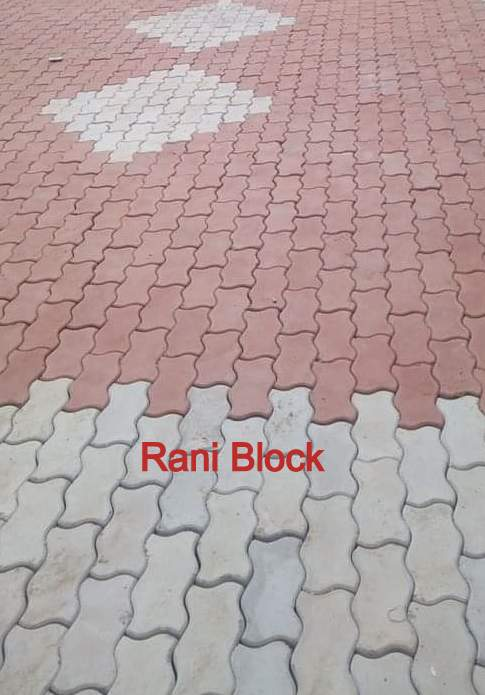 Paving Block Cacing atau Unipave
