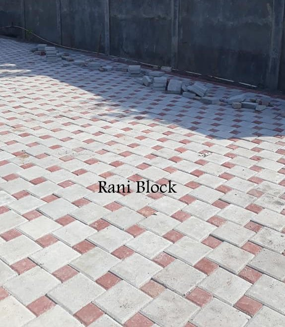 Paving Block Ubin Kubus Rani Block