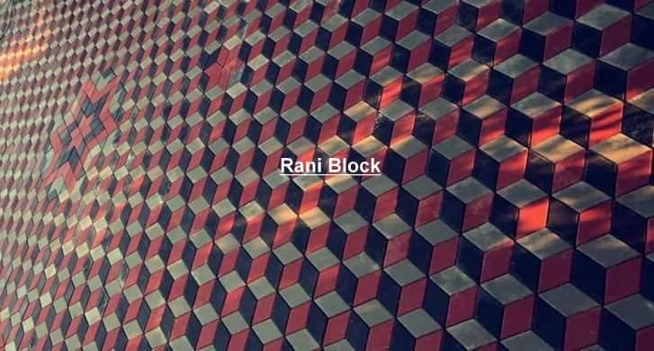 Model Paving Block 3 Dimensi produksi Rani Block