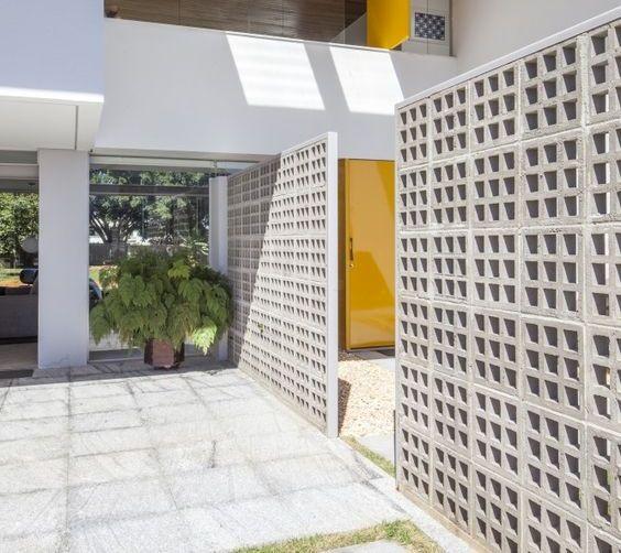 Roster beton
