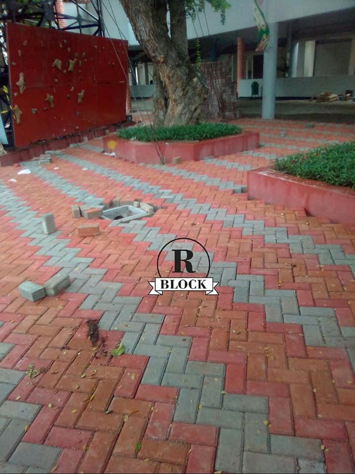Image Result For Konstruksi Jalan Paving Block