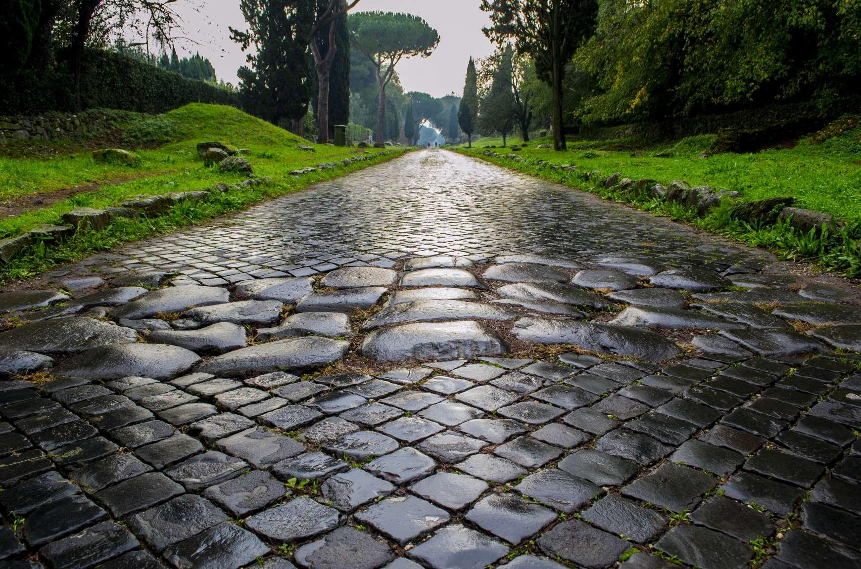Sejarah Paving Block Dimulai dari Romawi