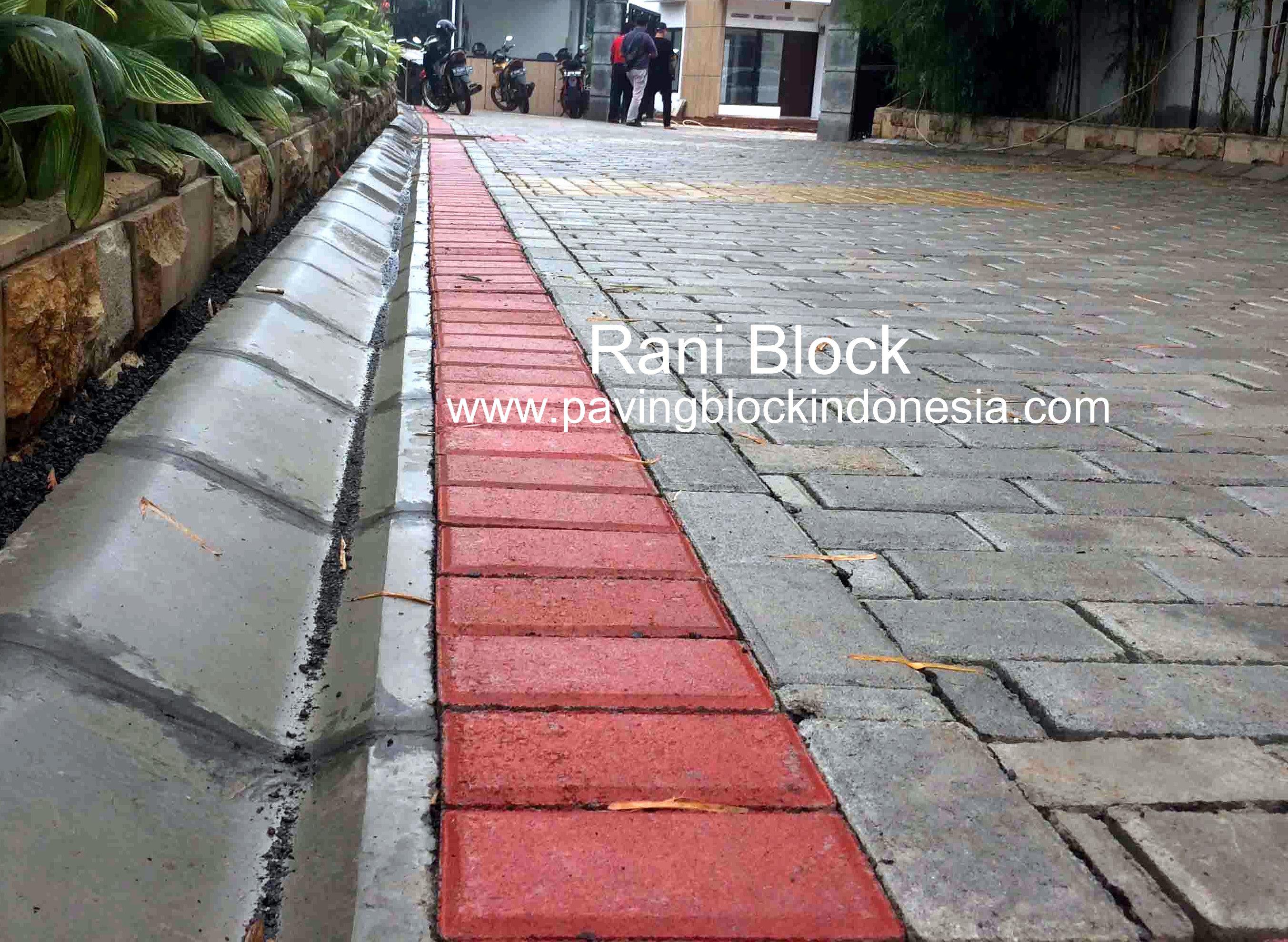 Cara Sederhana Memilih Paving Block