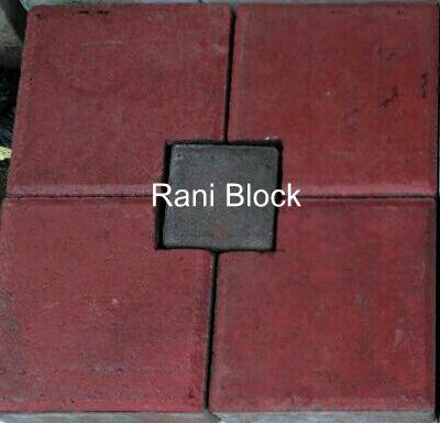 Paving Block Model Ubin Set