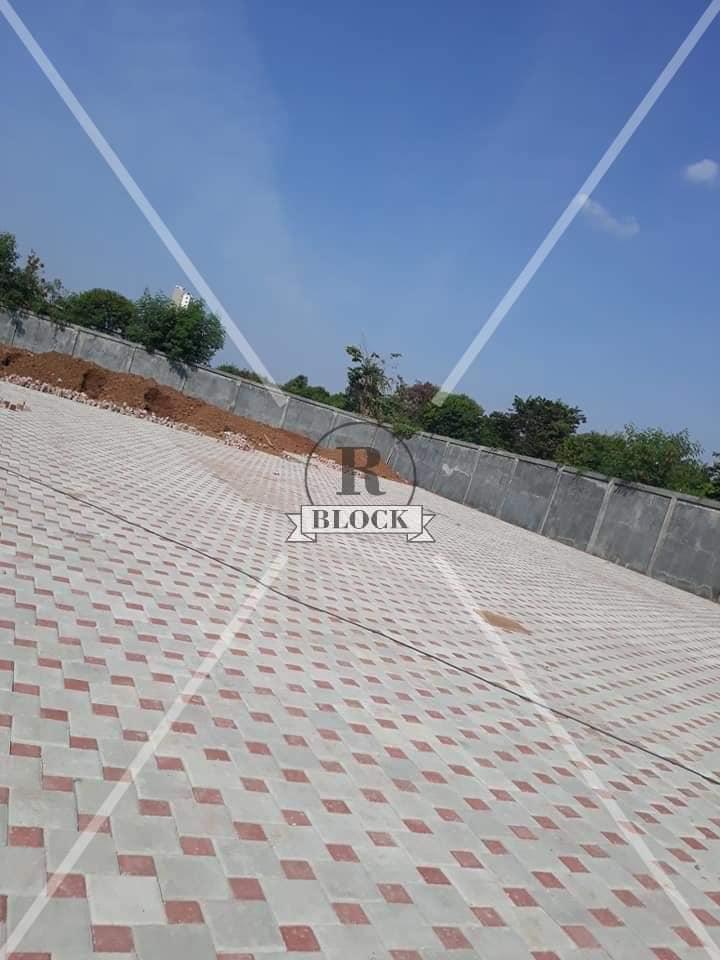 Paving block Kubus dan Ubin
