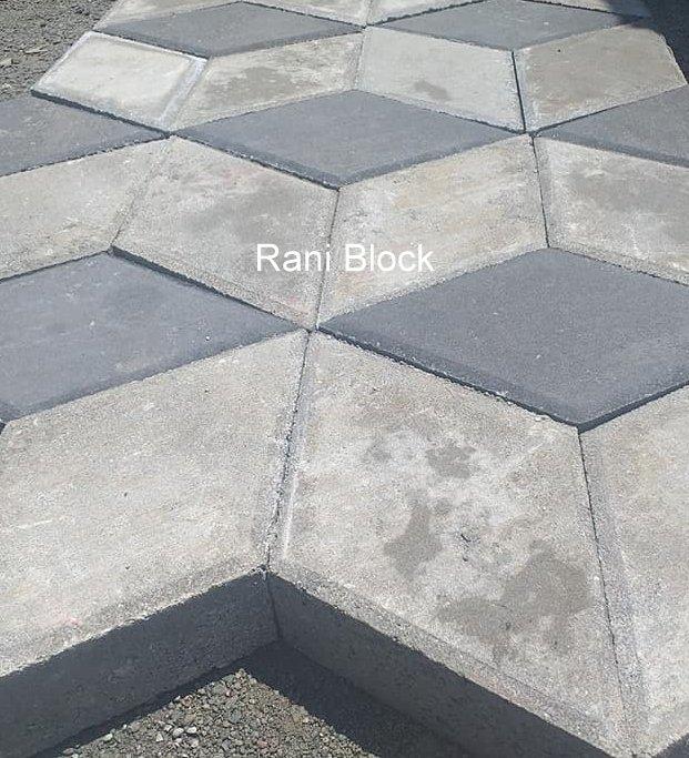 Paving Block 3 Dimensi